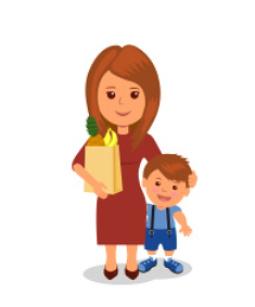 Питание мам и кормление детей