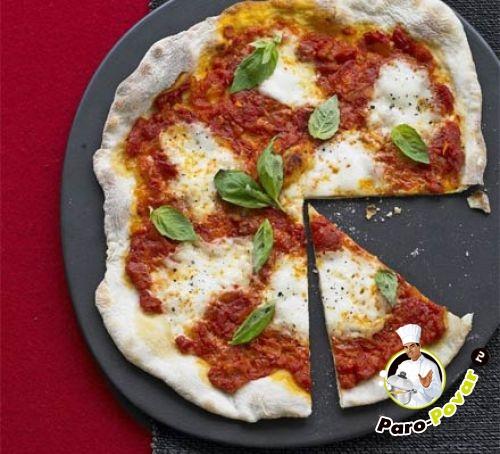 пицца флорентийская рецепт